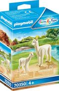 Playmobil 70350 'Alpaka mit Baby', ab 4 Jahren