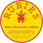 Rubie's Offizielles Damen Harry Potter Kostümoberteil, 821144, Gryffindor, S