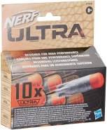 Nerf Ultra 10-Dart Nachfüllpack – der ultimative Nerf Dart Spaß – Nur mit Nerf Ultra Blastern kompatibel