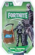 Jazwares - Fortnite FNT0073 - Solo Modus Figur Skull Trooper