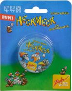 Zoch 601105091 Heckmeck am Bratwurmeck in der Metalldose, Würfelspiel im Mini Format, ab 8 Jahren
