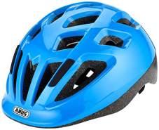 ABUS Fahrradhelm Smooty 2. 0 - shiny blue - 45-50 cm