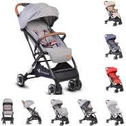 Cangaroo 'Paris' Buggy Grau