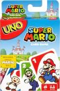 Mattel Games DRD00 - UNO Super Mario Kartenspiel, geeignet für 2 - 10 Spieler, Kartenspiele und Kinderspiele ab 7 Jahren