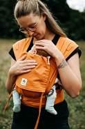 LIMAS 'Ocker' Babytrage Ocker Orange