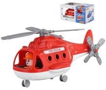 Polesie 68651 Hubschrauber Alfa (im Karton)