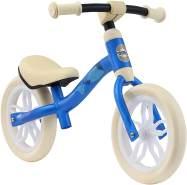 BIKESTAR Federleichtes (3 KG!) Kinderlaufrad Lauflernrad Kinderrad für Jungen und Mädchen ab 2 - 3 Jahre | Mitwachsendes 10 Zoll Kinder Laufrad Lightrunner | Blau | Risikofrei Testen