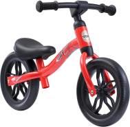 Bikestar Kinderlaufrad Lightrunner 10 Zoll Rot