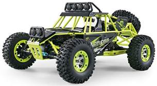 Amewi 22362 CRO55RACER Desert Buggy, 4WD, RTR, anthrazit-Neongelb