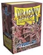 Dragon Shield 100 Sleeves + Box Fusion - Deck Hüllen - Magic: The Gathering Kartenhüllen
