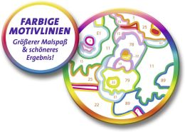 Ravensburger Malen nach Zahlen 28329 - Jack Russel Welpen