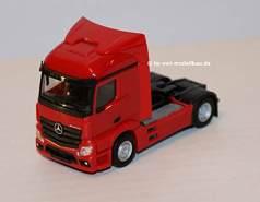 Herpa 309899 Mercedes-Benz Actros Streamspace 2.3 Zugmaschine 2-achs, rot