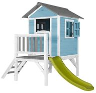 AXI Spielhaus Lodge, Spielturm, Baumhaus Lodge XL Blau