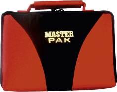 Karella Master PAK (schwarz-rot)