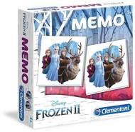 Clementoni 18052 Memo Game-Frozen 2, Mehrfarben