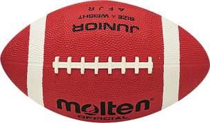Molten Kinder American AFR Junior Football, BRAUN, one Size