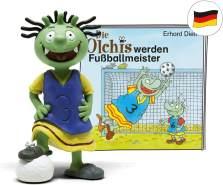 tonies Hörfiguren für Toniebox - Die Olchis - Die Olchis Werden Fußballmeister - ca. 32 Min. - Ab 5 Jahre -DEUTSCH