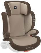 CAM 'Quantico' Kindersitz Gruppe 15-36 kg Terracotta / Braun