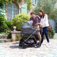 Maxi-Cosi Oria Babywanne, groß, bequem und federleichter Kinderwagenaufsatz, geeignet für Maxi-Cosi-Kinderwagen/Buggys, nutzbar ab der Geburt - 6 Monate, (ca. 0-9 kg), nomad blue (blau)