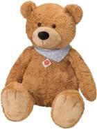 HERMANNS BÄREN Teddy Hermann 91372 Teddy Goldbraun 75 cm