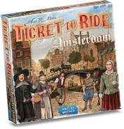brettspiel Ticket to RideAmsterdam Karton 154-teilig