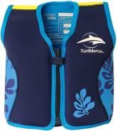 Konfidence Schwimmweste Design: Blue/palm, Größe: 12-16 kg