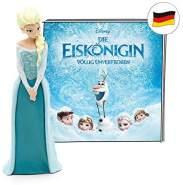 Tonies 'Die Eiskönigin' Hörfigur mit 71 Minuten Spielzeit, Hörspiel zu Anna und Elsa, ab 4 Jahren