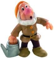 Bullyland 12481 - Spielfigur, Walt Disney Schneewittchen, Zwerg Hatschi, ca. 5,5 cm groß, liebevoll handbemalte Figur, PVC-frei, tolles Geschenk für Jungen und Mädchen zum fantasievollen Spielen