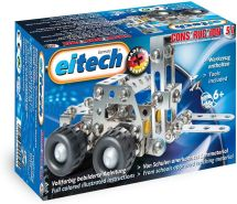eitech Metallbaukasten C51 Starter-Set Mini-Gabelstapler