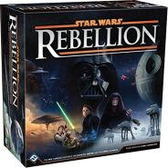 Fantasy Flight Games Star Wars Rebellion Brettspiel