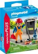 PLAYMOBIL Special Plus 70249 Straßenreiniger, ab 4 Jahren