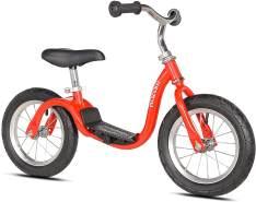 Kazam V2S kein Pedal Balance Bike, Unisex, rot metallic