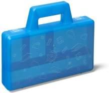 Room Copenhagen 'LEGO Sortierbox to go' Aufbewahrungsbox blau