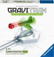Ravensburger GraviTrax Erweiterung Flip - Ideales Zubehör für spektakuläre Kugelbahnen, Konstruktionsspielzeug für Kinder ab 8 Jahren
