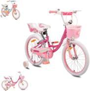 Byox Kinderfahrrad Fashion Girl pink 20 Zoll