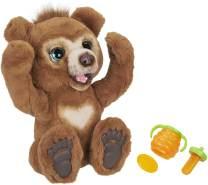Hasbro FurReal Friends 'Cubby', Knuddelbär, interaktives Plüschtier, ab 4 Jahren, braun