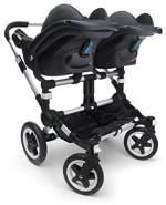 Maxi-Cosi Adapter für den Kinderwagen Donkey, Donkey2, Donkey3 Twin