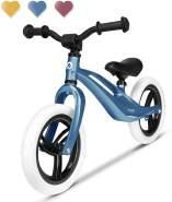 Lionelo Bart BLAU Laufrad Balance Bike ultraleicht nur 3kg Magnesiumrahmen Siche