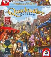 Schmidt Spiele 'Die Quacksalber von Quedlinburg' Brettspiel, ab 10 Jahren, 2 - 4 Spieler, 45 min Spielzeit, Kennerspiel des Jahres 2018