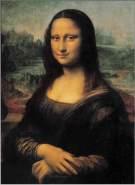 International Publishing 0601N00008B - Mona Lisa, Klassische Puzzle