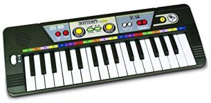 Bontempi 12 3210 Elektronik-Keyboard, Schwarz