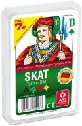 ASS Altenburger 22570027 - Skat - Turnierbild, Kartenspiel im Plastiketui