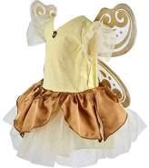 Käthe Kruse K0126774 Luna Magisches Kostüm & Flügel, 5-6 Jahre, Kruselings, Beige
