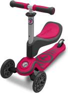 Scooter by smarTrike 202-0200 - Kinderscooter, rosa