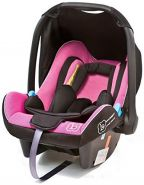 BabyGO - Babyschale Travel XP Pink