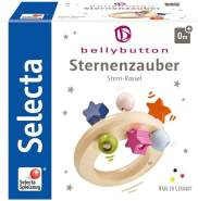Selecta 64012 Sternenzauber, Greifling - bellybutton, 8 cm
