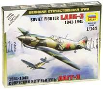 Zvezda–z6118–Modellbau–Luftfahrt–lagg-3