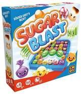 Asmodee CMND0118 Sugar Blast Familien-Spiel, deutsch
