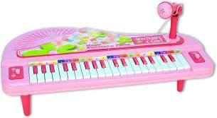Bontempi 10 2071 Klavier, rosa