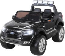 Kinder Elektroauto Ford Ranger Wildtrak 4x4 Kinderauto Elektrofahrzeug Elektro (Schwarz)